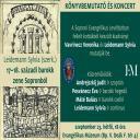 Barokk zene Sopronból